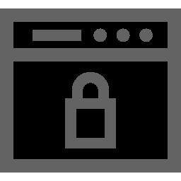 privacidade protegida