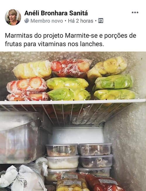 depoimentos de quem comprou o marmite-se