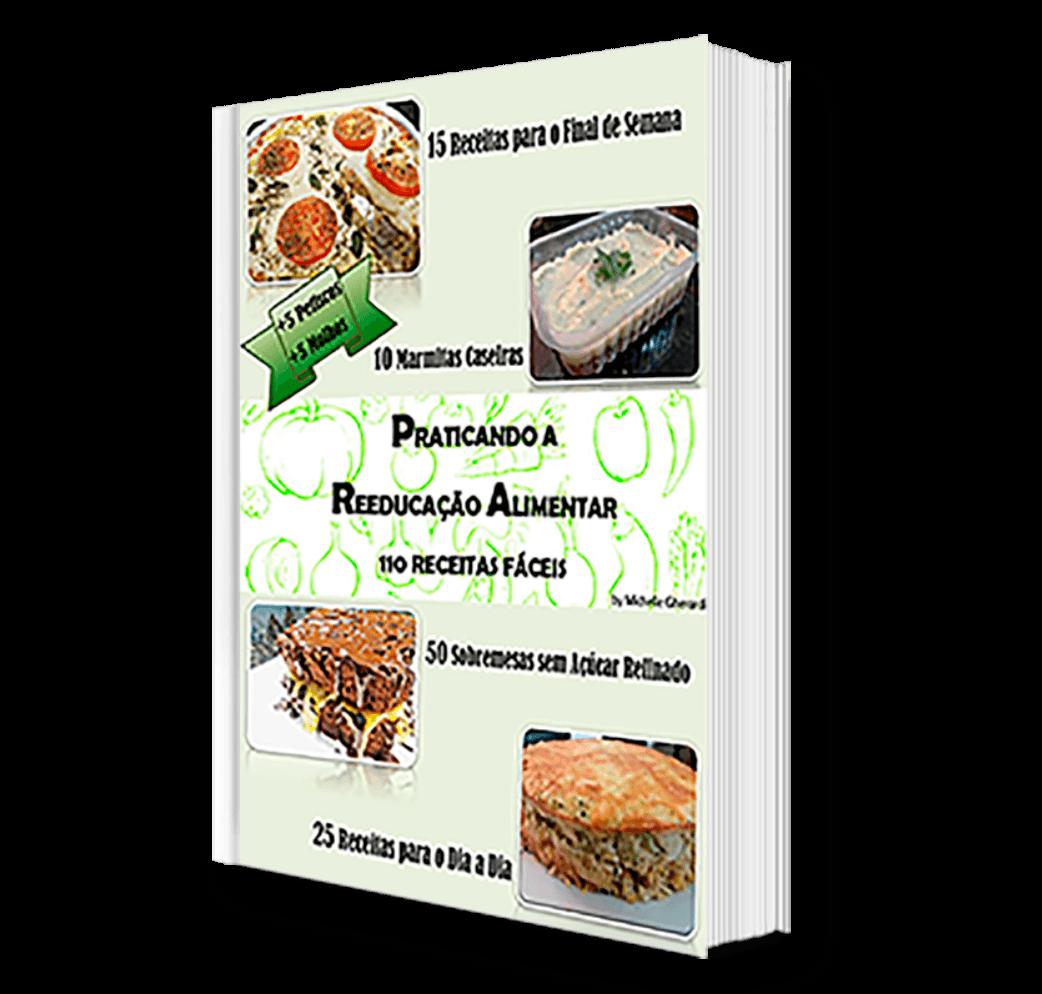 livro digital praticando reeducação alimentar