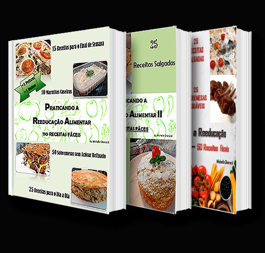kit ebook 3 livros digitais